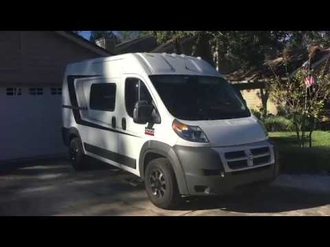 2014 RAM PROMASTER BAND VAN/CAMPER BUILD