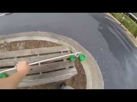 Atom 41 inch drop-through longboard review