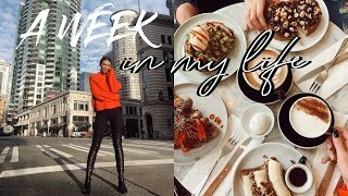 Exciting News + Girls Trip To Seattle | MEL WEEKLY #73