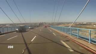 preview picture of video 'Boule2Prod - GoPro Pont de Saint Nazaire'