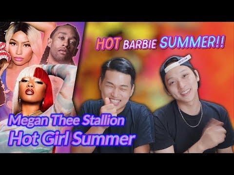 K-pop Artist Reaction] Megan Thee Stallion - Hot Girl Summer ft. Nicki Minaj & Ty Dolla $ign