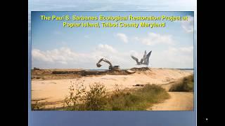 From Spoil to Splendor: A Story of Chesapeake Bay Island Restoration at Poplar Island