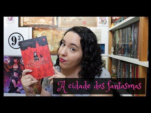 A Cidade dos Fantasmas, Victoria Schwab | Semana de vídeo todo dia 3 | Raíssa Baldoni