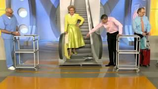 Как не умереть на эскалаторе. Техника безопасности