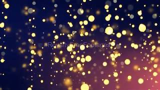 professional bokeh particles overlay | Royalty Free Footages