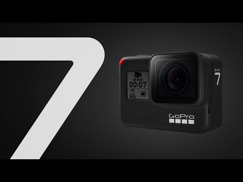 GoPro: Introducing HERO7 Black – Shaky Video is Dead
