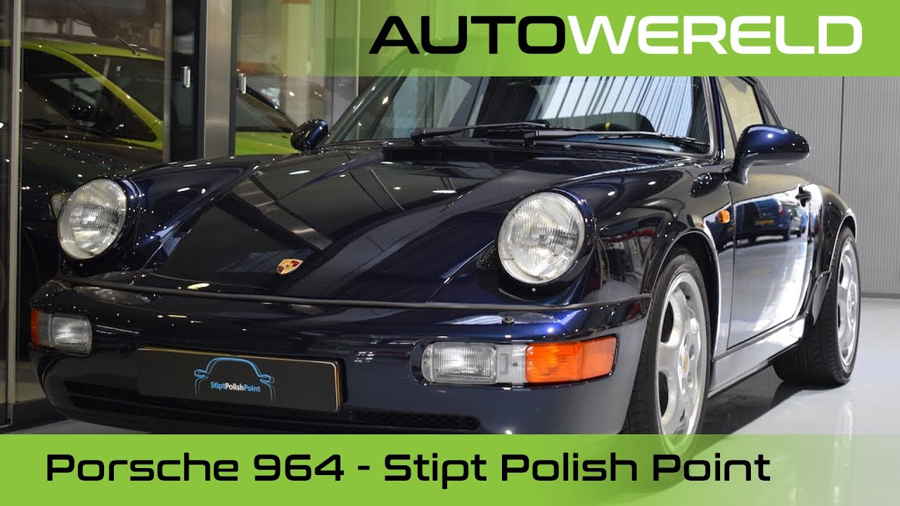 Porsche 964 – Stipt Polish Point