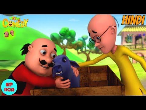Motu Patlu | Tabela | Cartoon in Hindi for Kids