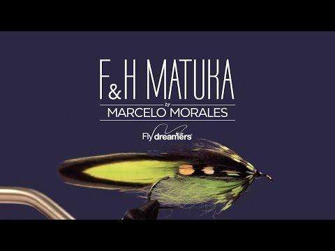 Fly Tying: F & H Matuka