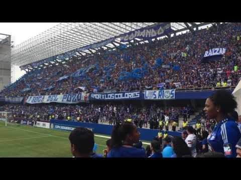 """""""Estadio George Capwell """"Arena banco del Pacífico"""""""" Barra: Boca del Pozo • Club: Emelec"""