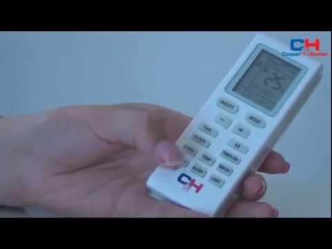COOPER&HUNTER EVOLUTION CH-S12XP4 Video #1