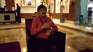 Как мы добирались до отеля в Египте с мамой
