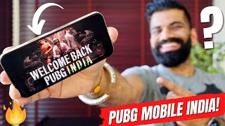 PUBG MOBILE INDIA LAUNCH 🇮🇳| NEW PUBG IS HERE🔥🔥🔥 - INDIA