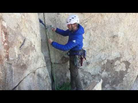 How to Belay From the Top with an ATC Guide