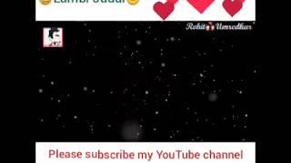 Lambi Judaai HD Komal Rizvi  WhatsApp Video Status From Mera Sanam