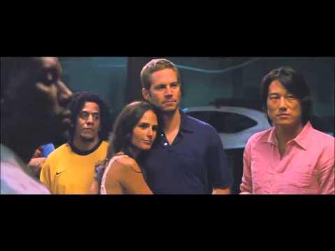 Salud mi Familia - Dominic Toretto. Fast & Furious V