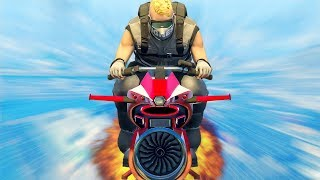 Oppressor Mk2 SUPER SPEED Glitch + Recharge Boost Without Stopping | GTA 5