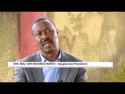 Mugisha Muntu atabuddwa ebisalibwawo ab'akakiiko k'ebyokulonda