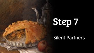 Index Funds: Step 7 - Silent Partners
