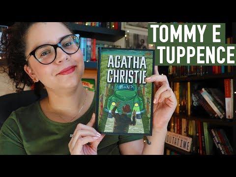M OU N? (Agatha Christie na 2º Guerra Mundial) + SORTEIO 3 ANOS DE PROJETO | BOOK ADDICT