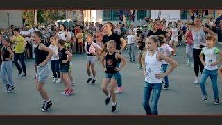 Флэшмоб от Эскабики в Кетово на день села 9 августа 2014 года