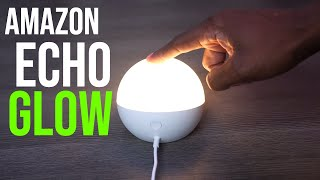 Amazon Echo Glow And How To Use