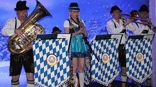Bavarian 'oompah' Band