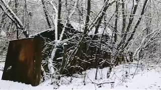 Chernobyl Abandoned Village: Zalissya And Its Palace Of Culture