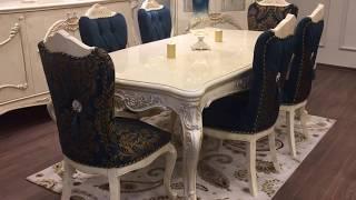 Hanedan Yemek Odası (Klasik Yemek Odası)
