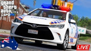 LSPDFR AUSTRALIA: Sandy Shores & Grapeseed Patrol (Toyota