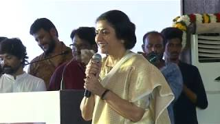 KAMAL  HAASAN  65TH BIRTHDAY -  SUHASINI MANIRATNAM INTRODUCE KAMAL HAASAN FAMILY