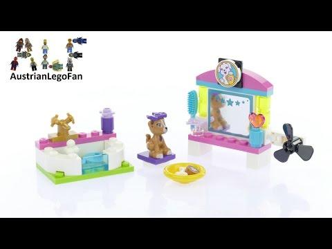 Vidéo LEGO Friends 41302 : Le toilettage des chiots