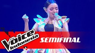 Waode - Rembulan (Krisdayanti)   SEMI FINAL   The Voice Indonesia GTV 2018