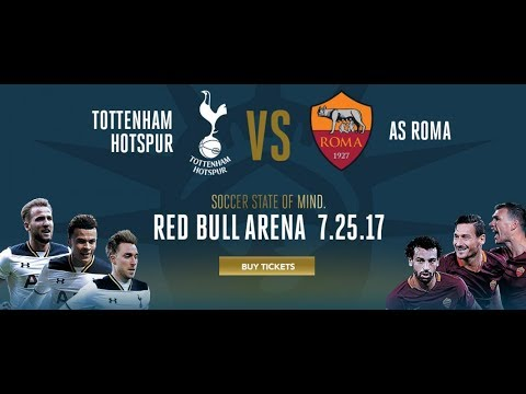 AS Roma vs  Tottenham Hotspur  2017 ICC Live Stream and Build Up | MTW