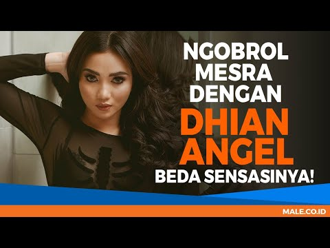 Hot Interview: DHIAN ANGEL - Male Indonesia | Model Seksi Indo