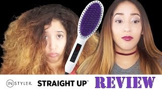 Instyler Straight Up Review