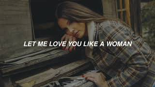 Lana Del Rey - Let Me Love You Like A Woman (Vietsub)