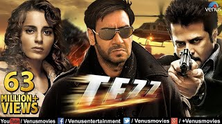 Tezz  Full Hindi Movie  Ajay Devgan Full Movies  Latest Bollywood Movies  ENGLISH SUBTITLE