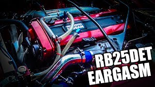 21 RB25s That Sound EARGASMIC