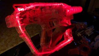 Ultimate Mod Guide: Modulus Evader Nerf Gun (Red Ghost Gun!)