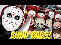 HORROR MOVIE Icons BLIND BAG Keychains Series 2 OPENING!