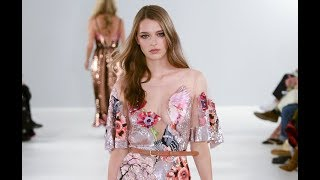 TEMPERLEY LONDON Spring Summer 2019 London - Fashion Channel
