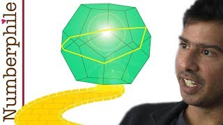 A New Discovery about Dodecahedrons - Numberphile