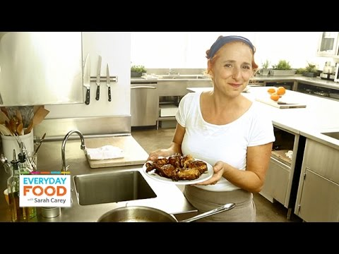Chile-Garlic Chicken Legs – Everyday Food with Sarah Carey