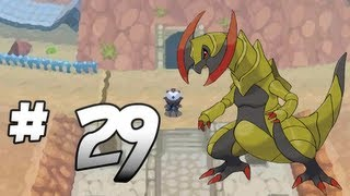 Let's Play Pokemon: Black - Part 29 - Victory Road