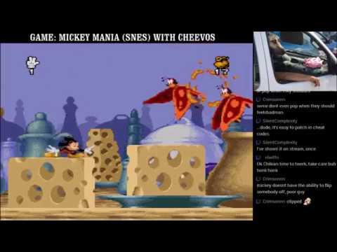 Mickey Mania Walkthrough by ChileanRetrogamerII Game Video
