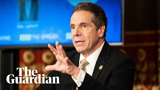 Coronavirus: New York governor Cuomo provides update on outbreak – watch live