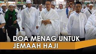 Doa Menag Untuk Jemaah Haji Indonesia, Semoga Kualitas Haji Tahun Ini Lebih Baik