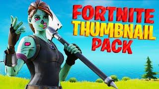 Fortnite Thumbnail Pack (FREE)