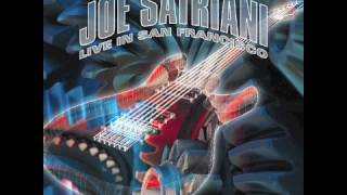 Joe Satriani - Live San Francisco (full Album)